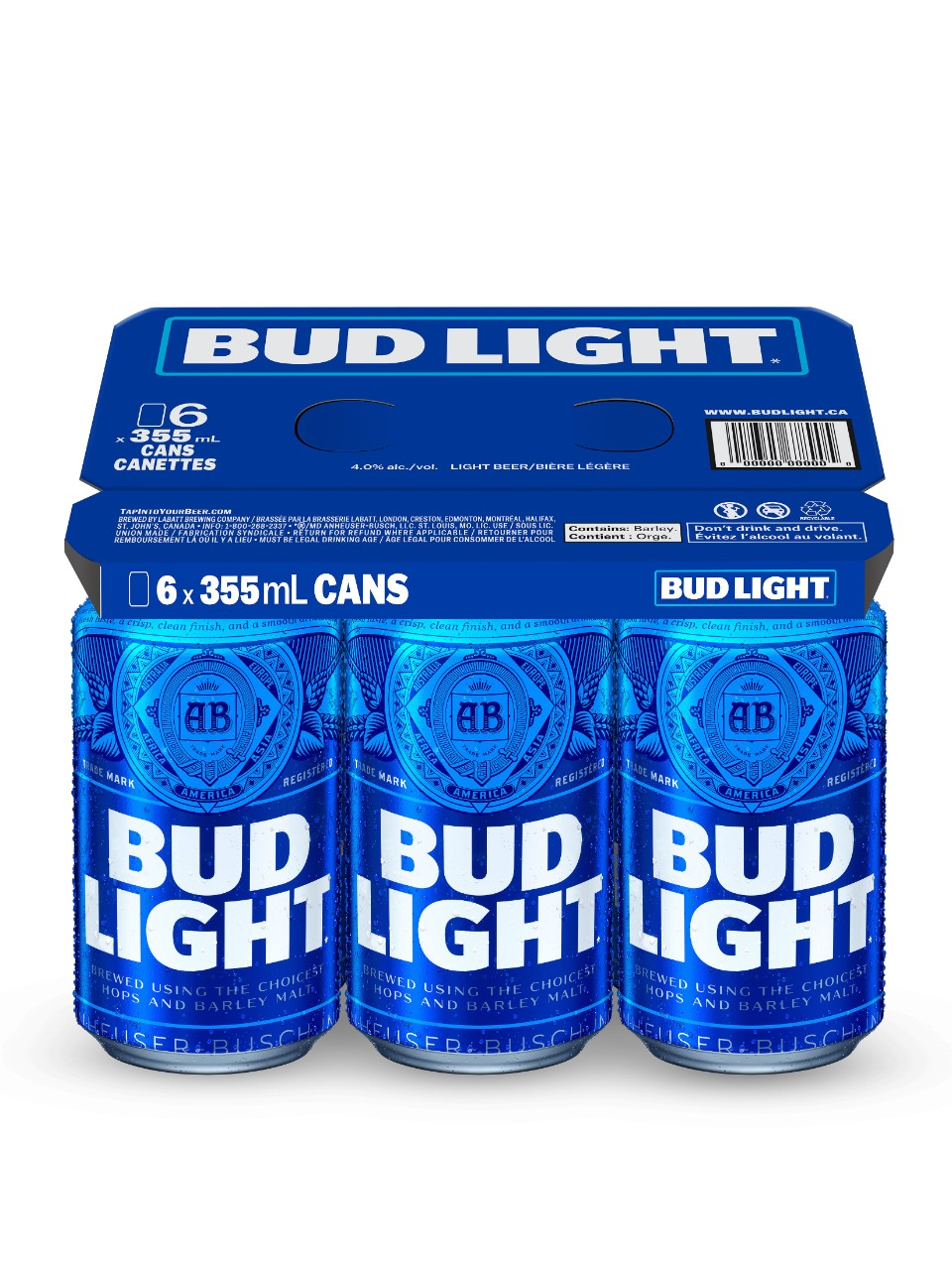 Bud Light LCBO