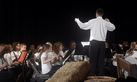 Meadow Valley Middle School choir and band concert