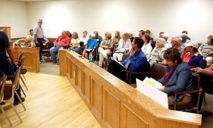 Public hearing held on Western Elite permit request
