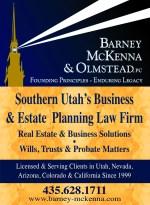 Barney McKenna & Olmstead