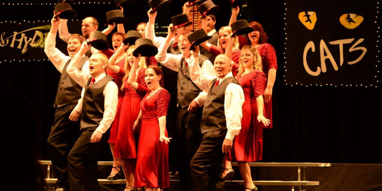 Locals showcase talents in 'A Little Off Broadway' production