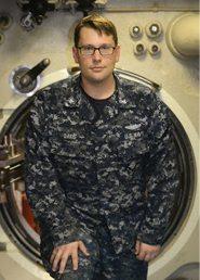 Pioche Native Serves Aboard a U.S. Navy Ballistic Missile Submarine