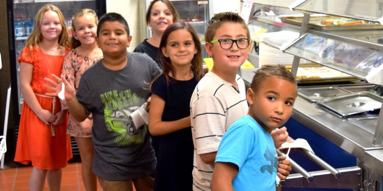 Lunches Improving at Lincoln County schools