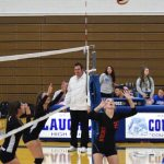 Lady Lynx Ousted by Calvary Chapel