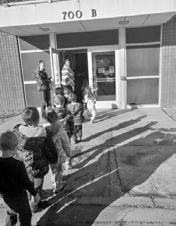 Elementary Students Visit Hospital