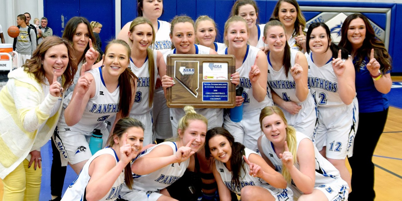 Lady Panthers Press Their Way to Regional Championship