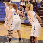 Lady Panthers Close on League Title