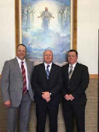 LDS Church Announces New Bishopric for Hiko