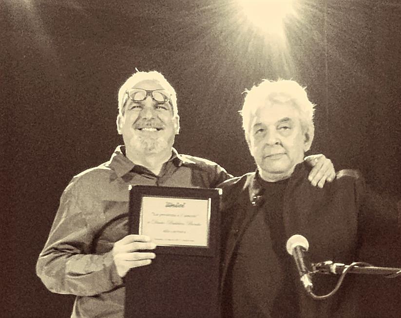 Luca Bonaffini e Dario Baldan Bembo