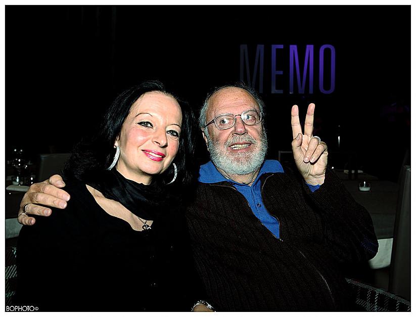 Con Ernesto Bassignano