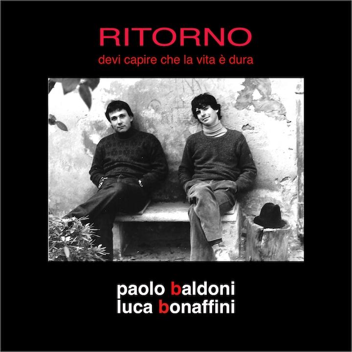 Paolo Baldoni e Luca Bonaffini- cover