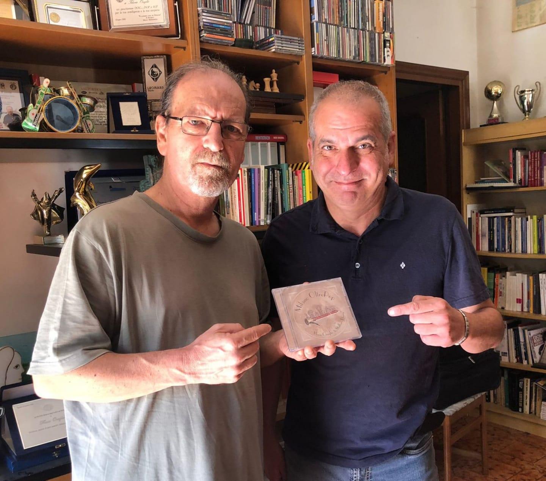 Flavio Oreglio e Luca Bonaffini