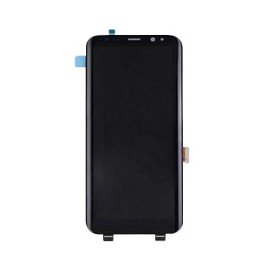 LCD Screen Replacement with frame for Samsung Galaxy S8 Plus