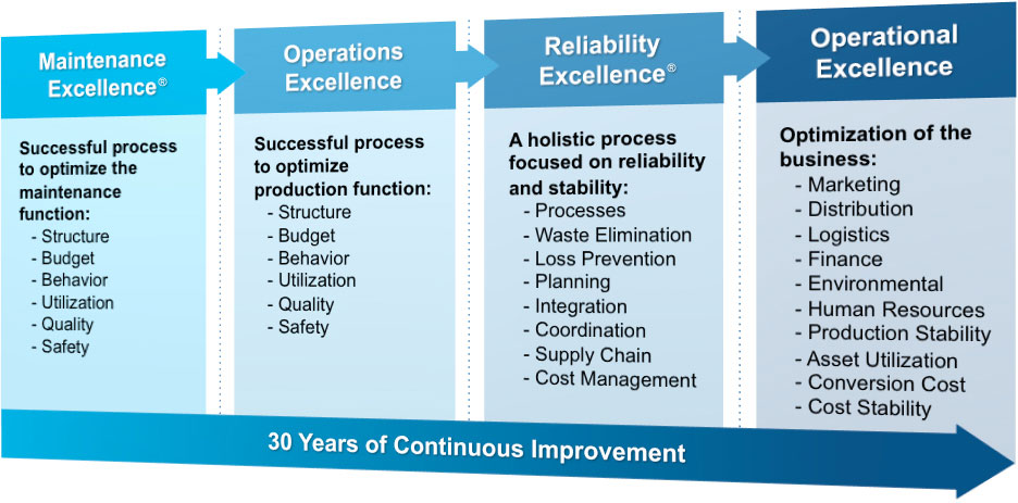 Reliability Excellence Rx  Life Cycle Engineering