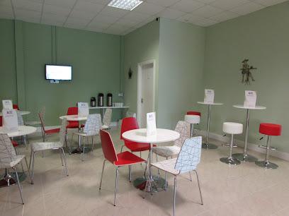 LCE Training Academy Break Area