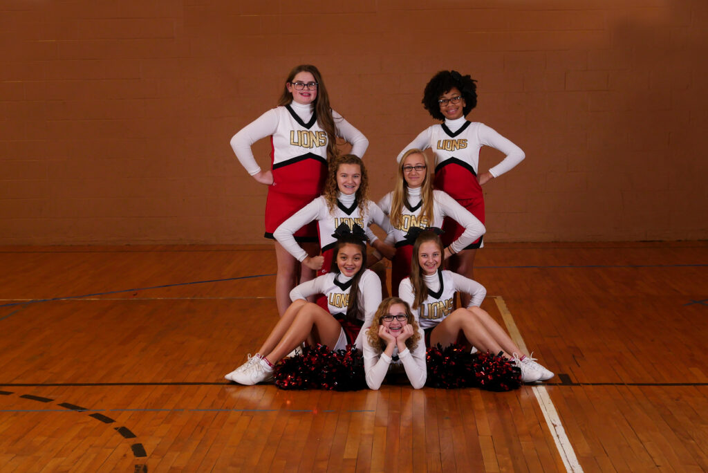 Middle School Cheer A