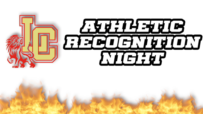 Athletic Recognition Night
