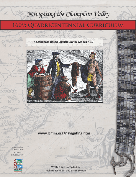 Image of quadracentennial curriculum cover