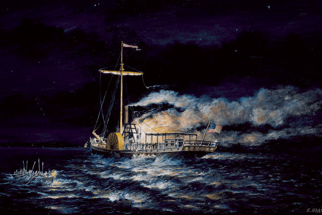 Professional Development: Phoenix Burning: Case Study of a Lake Champlain Shipwreck