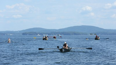Multiple rowers