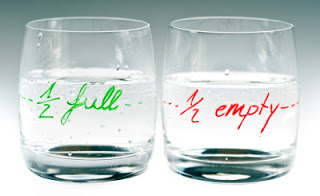 Is Your Glass 1/2 Full or 1/2 Empty Today? Personality Assessments Help Find Out!