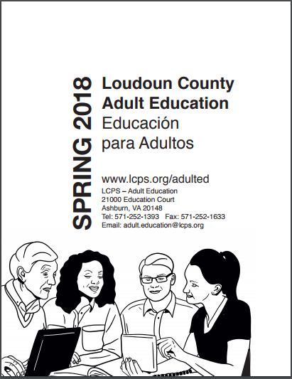 Adult Education / Spring 2018 Catalogue
