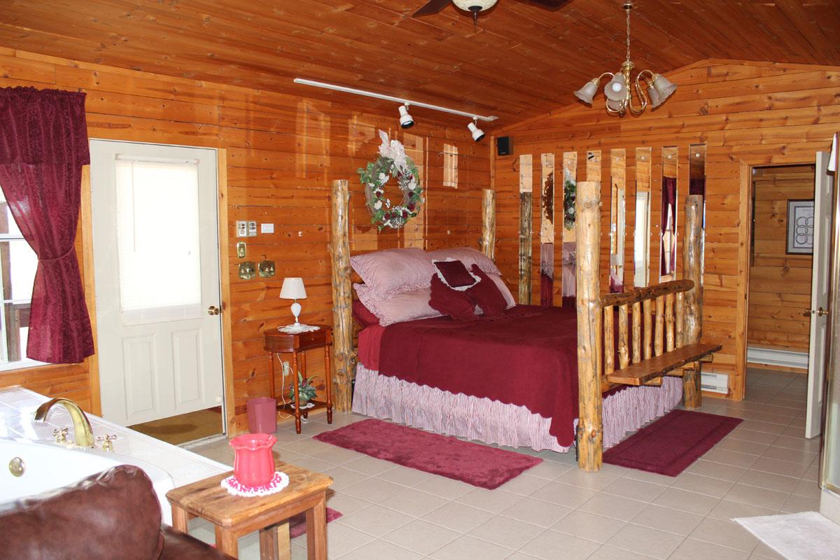 Utah Honeymoon Cabin Rental  Romantic Secluded Honeymoon