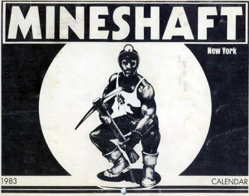 Calendario del Mineshaft (1983)