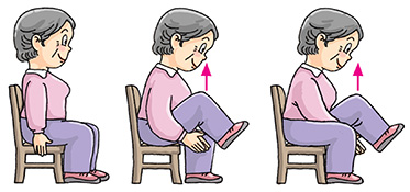 30 minutes in chair exercises for seniors industrial chairs target leisure and cultural services department healthy exercise all fitness aerobic 4