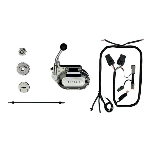 MECHANICAL REVERSE KIT WITH ELECTRONIC CUT-OFF SWITCH 2015