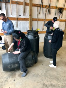 RAIN BARREL WORKSHOP @ Lexington County EMS Training Building