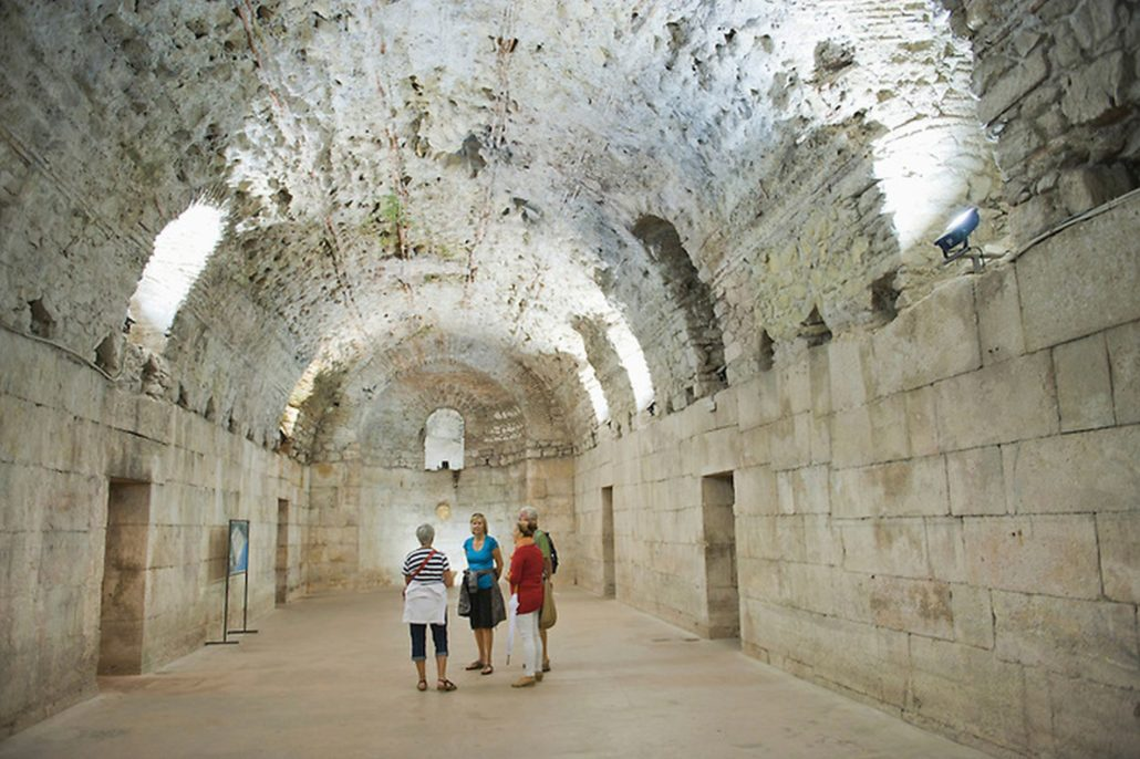SPLIT WALKING TOUR  50private tour  15group price  LCT Travel