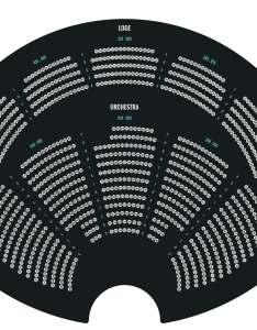 Beaumont theater seating chart also lincoln center rh lct