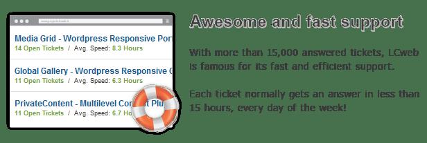 Global Gallery - WordPress Responsive Gallery 22
