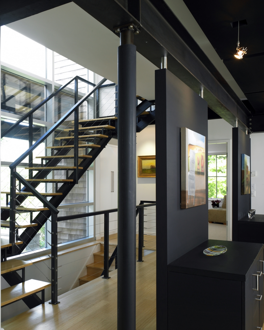 New England Contemporary  LDa Architecture and Interiors