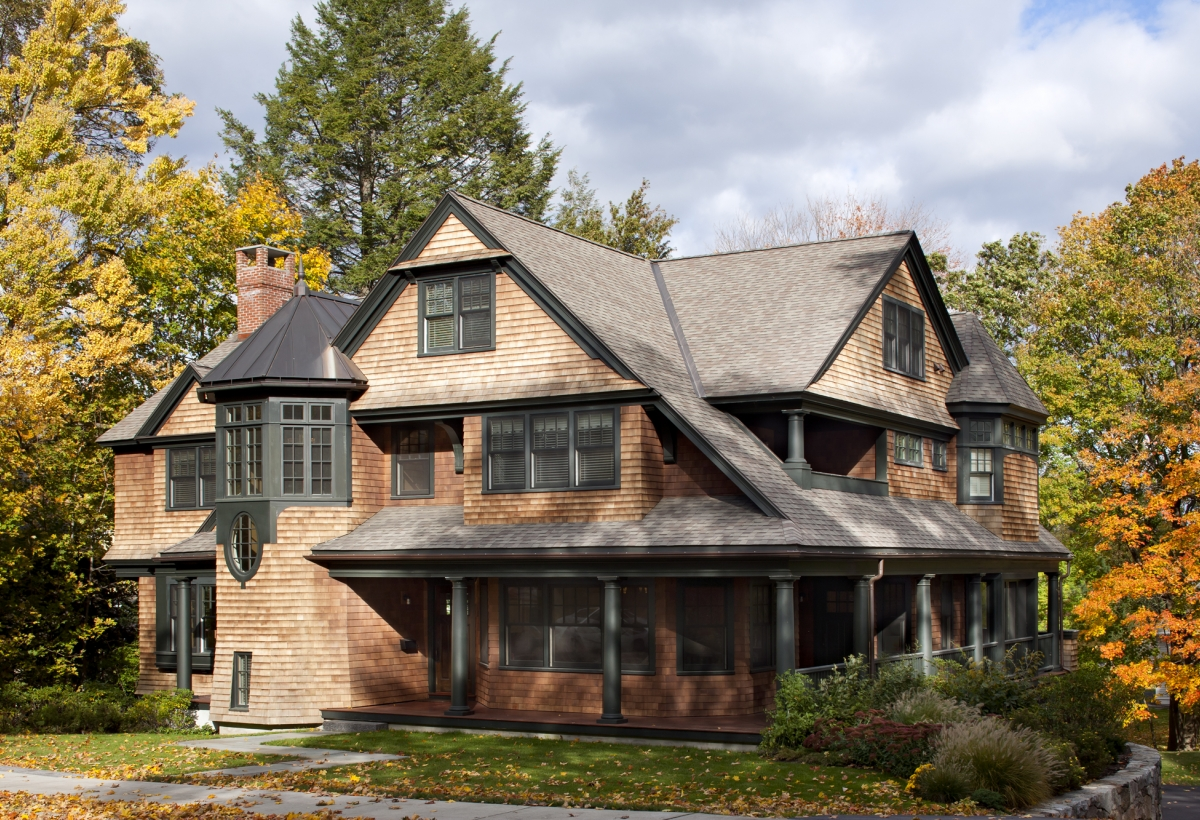 Newton Shingle Style Lda Architecture And Interiors