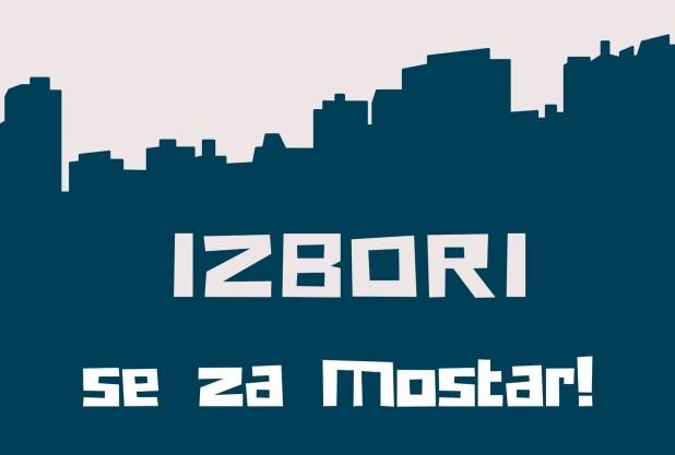 Održana akcija IZBORI se za Mostar - LDA Mostar