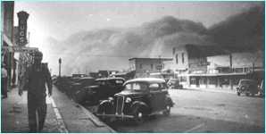 Elkhart, Kansas 1937