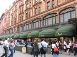 Top 10 Brompton Road Shops