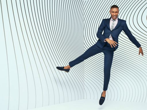 Moss Bros launches the Stretch Suit