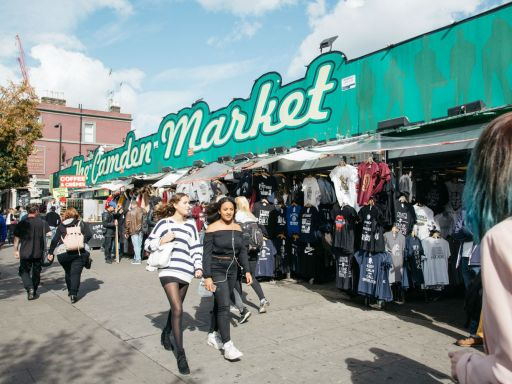 Top 10 Fashion Markets in London