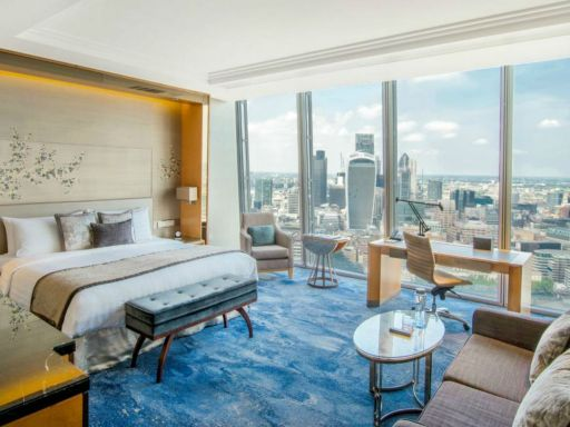 10 Hotels with the Best Views in London