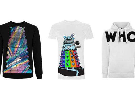 BBC launches Doctor Who streetwear collection
