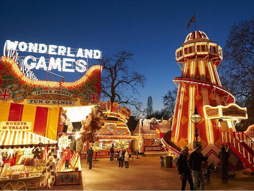 Top 10 Christmas Markets in London 2018