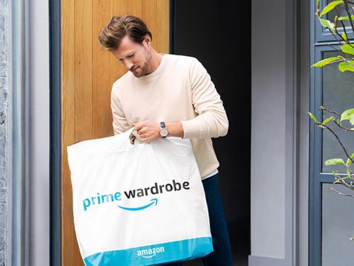 """Amazon UK launches """"try before you buy"""" fashion service"""