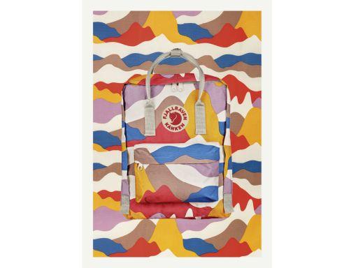 Fjallraven announces Kanken Art bag