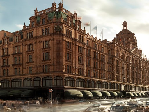 Everything You've Ever Wanted to Know About Harrods