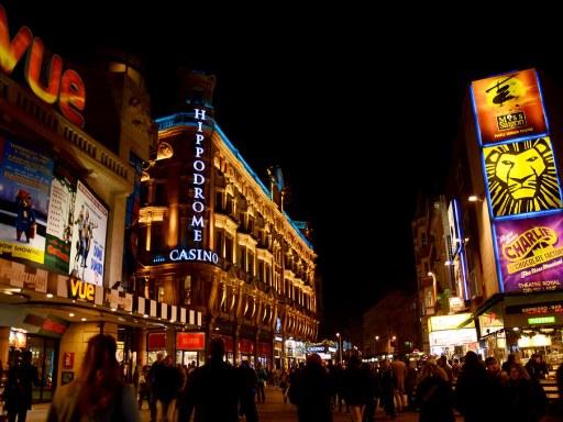 Coolest Casinos in London