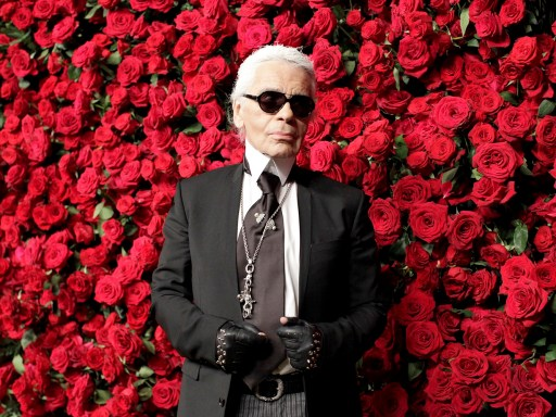 Karl Lagerfeld Memorial to be staged in Paris