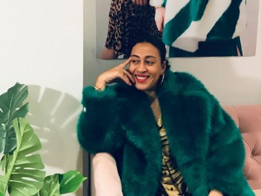 My London: Nina Hopkins – Fashion Designer